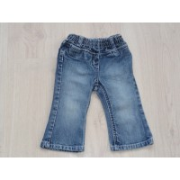 Prénatal blauwe jeans broek mt 80