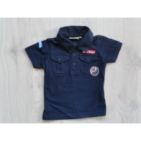Just Small navyblauwe polo mt 68
