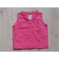 Hema blouse zuurstok roze mt 80