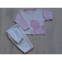 DA Daatjes Pyjama roze mt 74-80