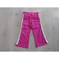 Kiddy Girl fuchsiaroze joggingbroek mt 104