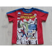 H&M Marvel spiderman T-shirt mt 92