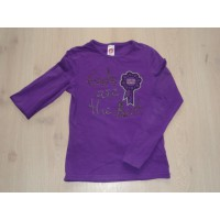"""Here & There paarse longsleeve """"Girls are the best"""" mt 146 - 152"""