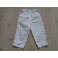 Snootz witte broek mt 104
