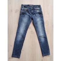 Cars Jeans spijkerbroek donker maat 152