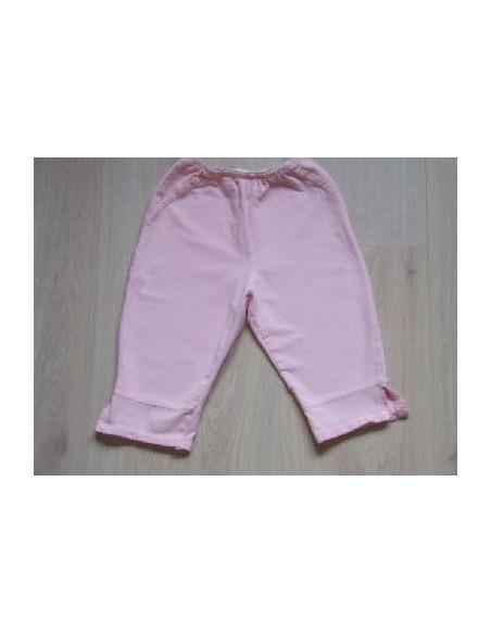 Roze kuitbroekje mt 92