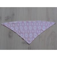 "Mexx lichtroze bandana ""brocante print"""