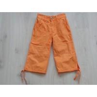 Rica Valys oranje 7/8 broek mt 92