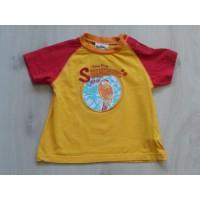 Villa Happ T-shirt rood/...