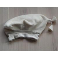 Dolli muts fleece crème 49 cm
