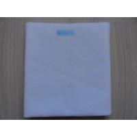 Bedzeil molton wieg ledikant off white 64 x 47 cm