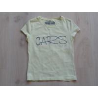 Cars Jeans T-shirt zachtgeel Cars maat 152
