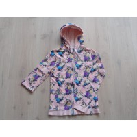 "Coolcat Girls vest ""bloemen"" mt 158/ 164"