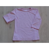 Cakewalk T-shirt lichtroze 3/4 mouwen mt 128