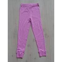 H&M lange legging roze mt 122/ 128