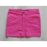 Outfitters Nation spijkerrok fuchsia mt 140