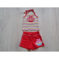 "Exit 2 dlg zomerset rood/ gestreept ""champion"" mt 110"