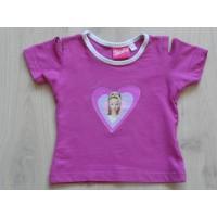 Barbie t-shirt cerise mt 110