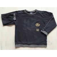 Villa Happ sweater zwart HZ 55 maat 116
