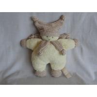 Happy Horse knuffel popje badstof naturel Daisy 1999 23 cm
