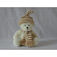 L. Dake & zn knuffel ijsbeer 15 cm