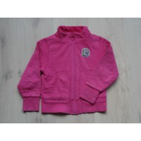 Name it vest roze maat 128