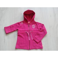 Casual by Brams Paris vest fuchsia B 1975 maat 110 - 116
