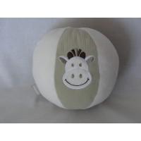 Tiamo bal velours rib ecru beige Gino Giraf 13 cm