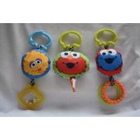 Sesamstraat speelkleed hangers Pino Elmo Koekiemonster