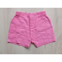 No Kidding roze korte broek mt 122