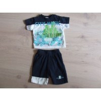 Baby Boy 2 delige zomerset mt 68