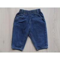 Baby Blu blauwe jeansbroek mt 74