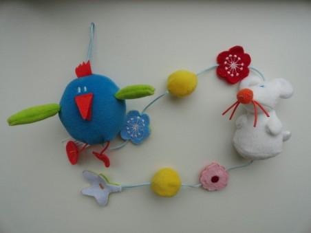 Baby-/ kinderkamer Decoraties